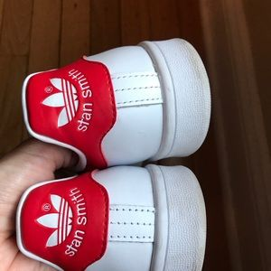 Adidas Stan Smith sneakers - Red